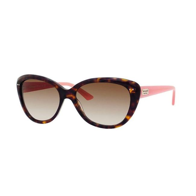 Item - Women's Angelique/S Cat-eye Tortoise Blush Sunglasses