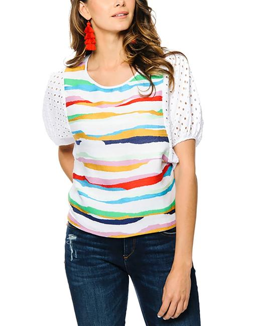 Item - Top Posey Stripes Sweater/Pullover