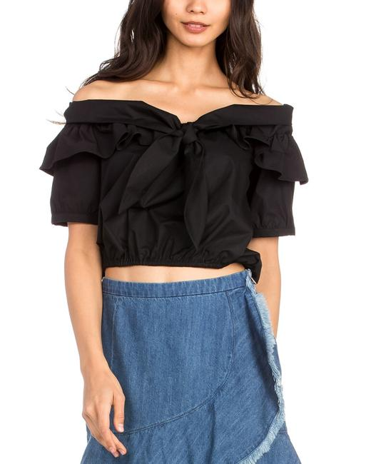 Item - Off-the-shoulder Top Dmt3093b Blouse