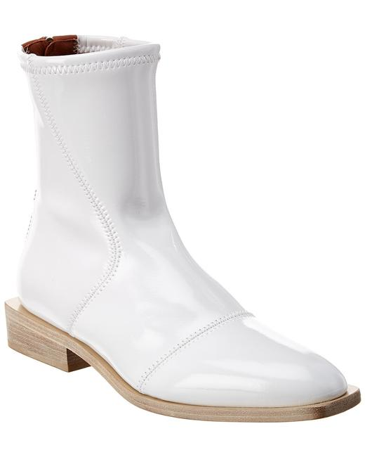 Fendi Glossy Ankle 8t6984 A8t9 F0qa0 Boots/Booties 13134505160001 Image 1