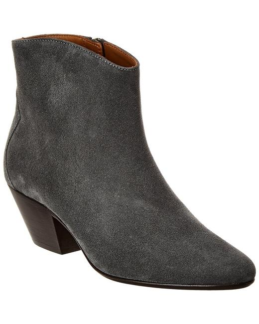 Item - Dacken Suede 20abo0166 20a007s 02gy Boots/Booties