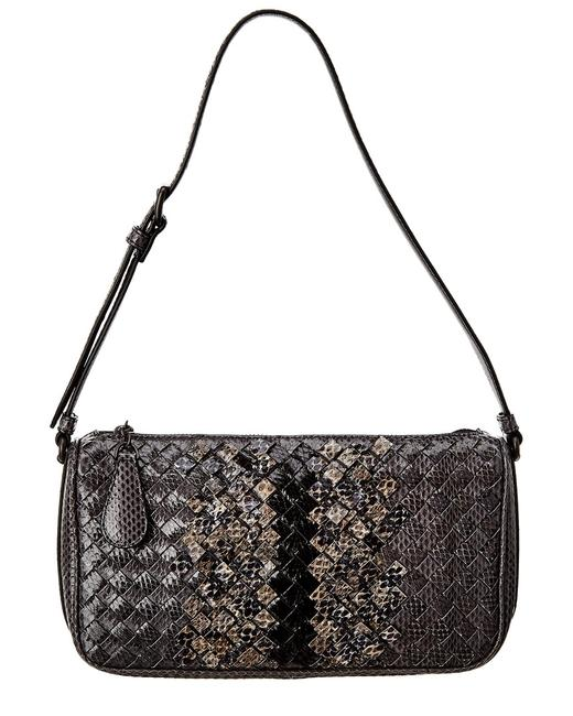 Item - Intrecciato Snakeskin 440826 Vcbz1 8965 Shoulder Bag