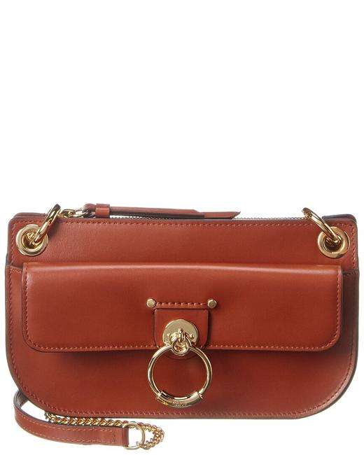 Item - Wallet on Chain Tess Small Leather Chc20ap044 A37 27s Accessory