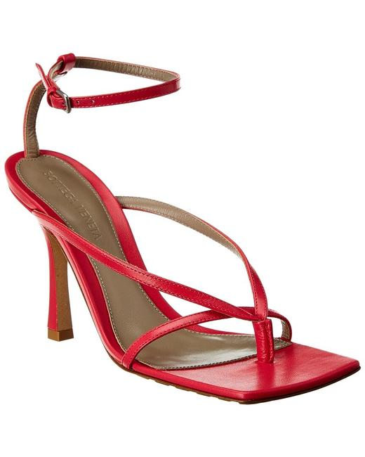 Item - Stretch Leather 608835 Vbsfo 5521 Sandals