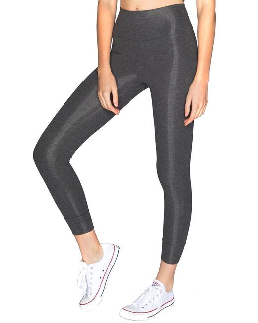 chrldr Valentina 7/8 Ribbed Cl11627 Leggings chrldr Valentina 7/8 Ribbed Cl11627 Leggings Image 1