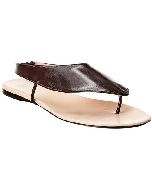 Item - Ravello Leather F1155 L35 Dbr Sandals