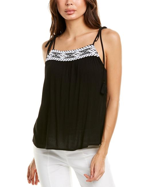 1.STATE Embroidered Tank 1920005 Blouse 1.STATE Embroidered Tank 1920005 Blouse Image 1