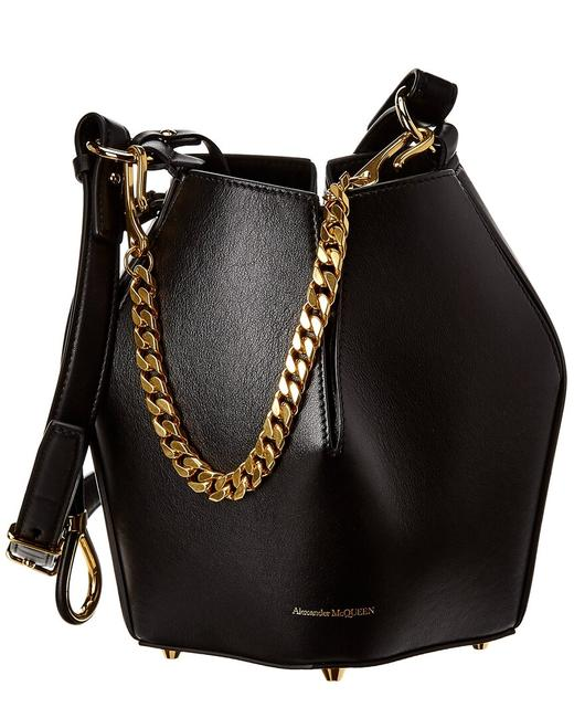 Item - Bucket Bag The Bucket Small Leather 554143 0si0m Satchel
