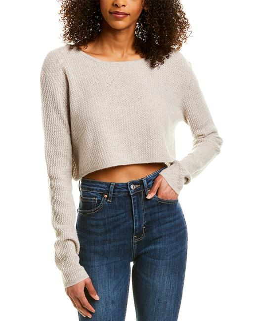 Item - Riley Cropped Cashmere Riley1806 Sweater/Pullover