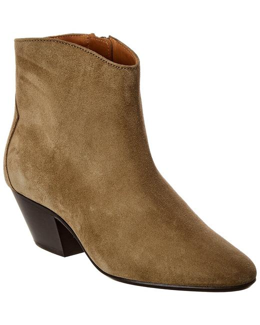 Item - Dacken Suede 20abo0166 20a007s 50ta Boots/Booties