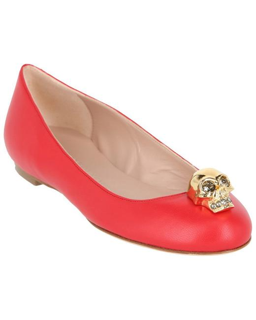 Item - Leather Ballet 620665 Why82 6580 Flats