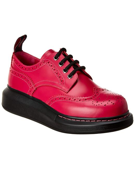 Item - Leather Oxford 586400 Whx50 5565 Flats