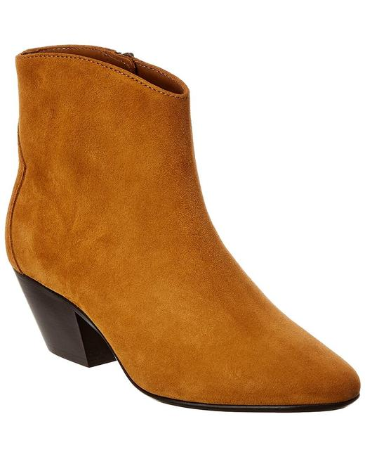 Item - Dacken Suede 20abo0166 20a007s 50co Boots/Booties
