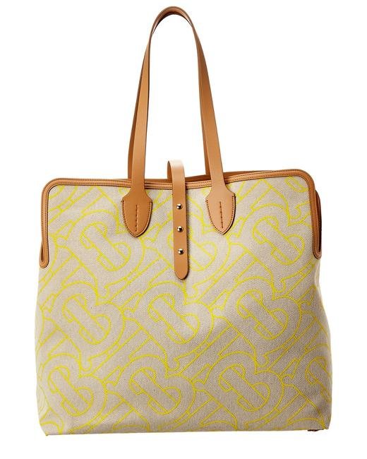 Item - Canvas & Leather 8030287 Tote