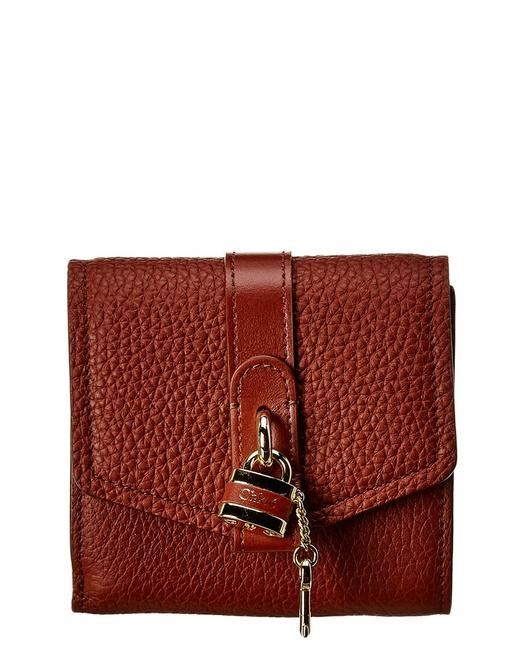 Item - Aby Leather Trifold Wallet Chc20sp315 B71 27s Accessory