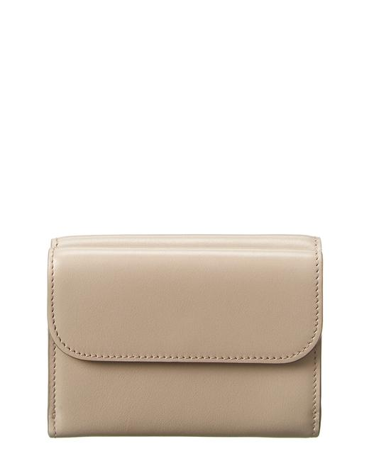 Item - C Logo Leather Wallet Chc19wp088 A37 23w Accessory