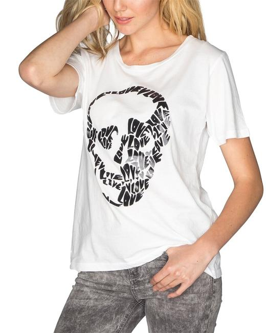 Item - Skullove Wide T-shirt Cl11614 Blouse