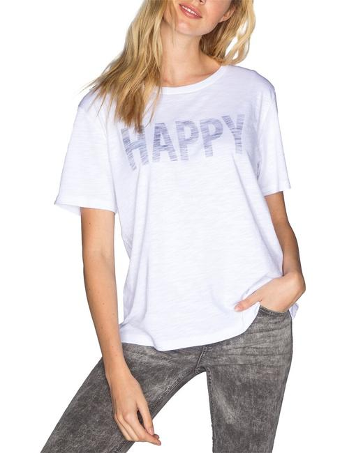 Item - Happy Wide T-shirt Cl11637 Blouse